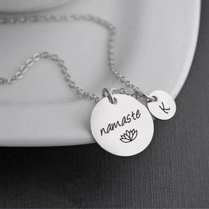 Namaste Necklace ✴